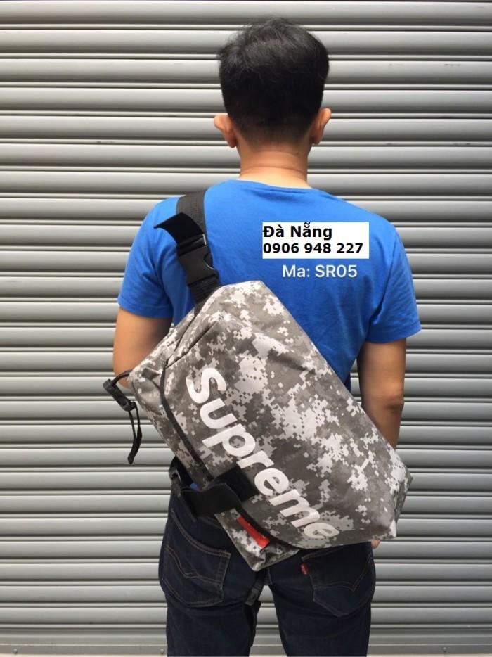 Túi đeo chéo supreme chính hãng - Đà Nẵng