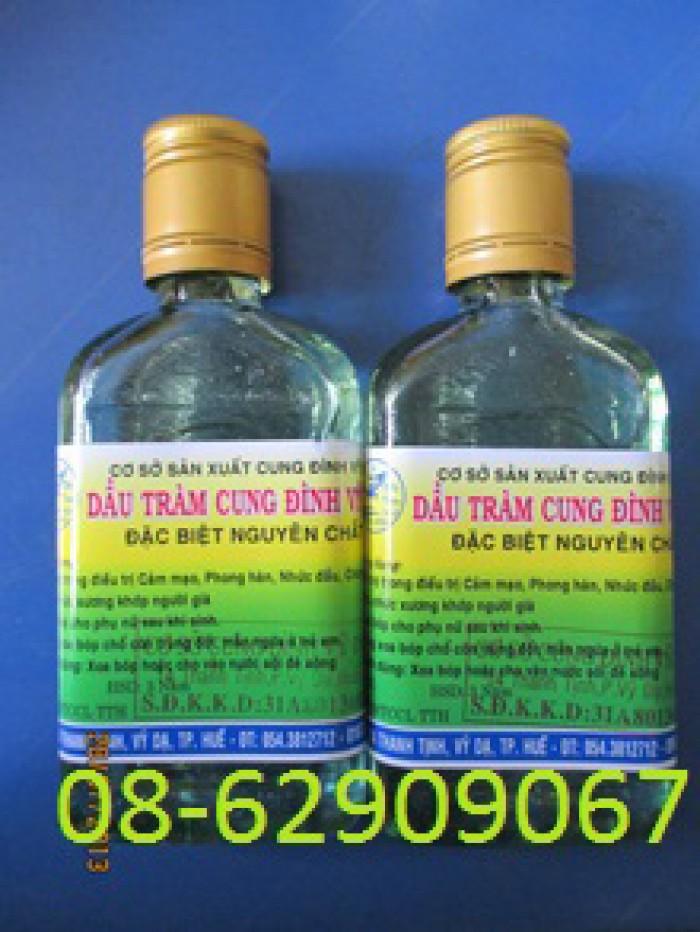 Tinh dầu Tràm Huế - Rất hữu ích cho bà mẹ và em bé