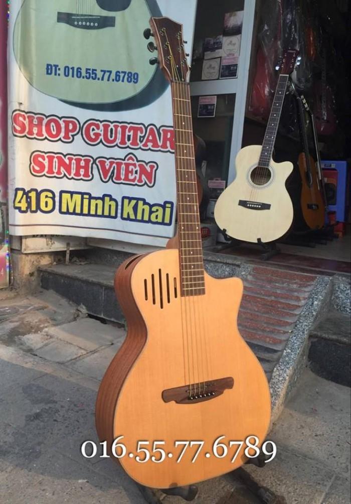 Bán đàn guitar acoustic Sqoe SQ-J tại Hà Nội