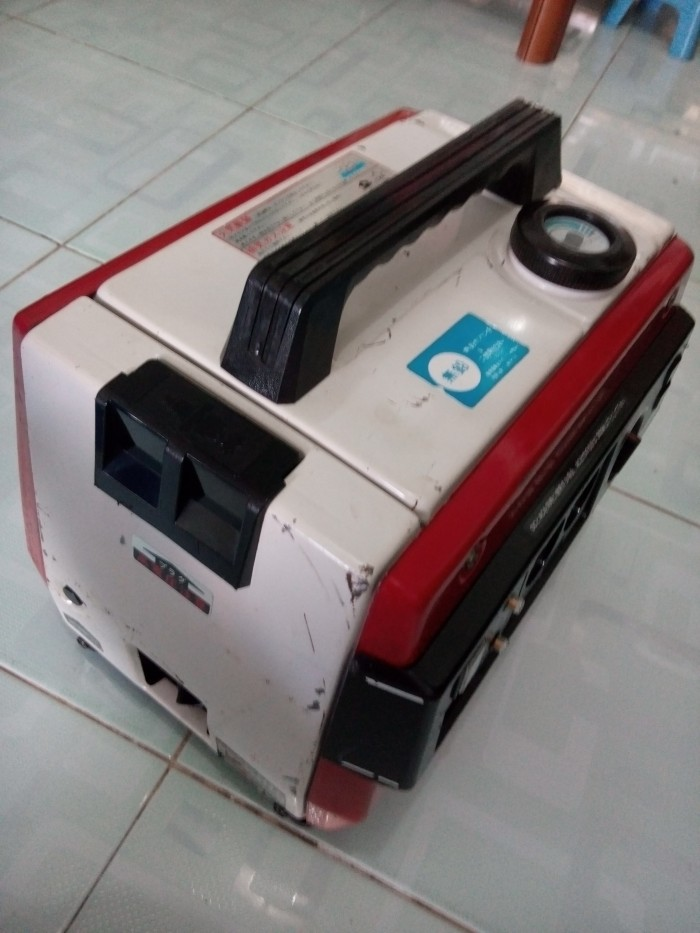 Máy phát điện mini (máy Nhật bãi)2