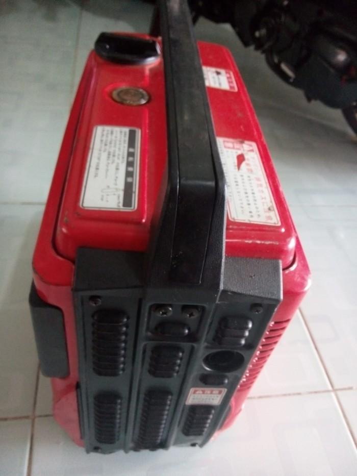 Máy phát điện mini (máy Nhật bãi)6
