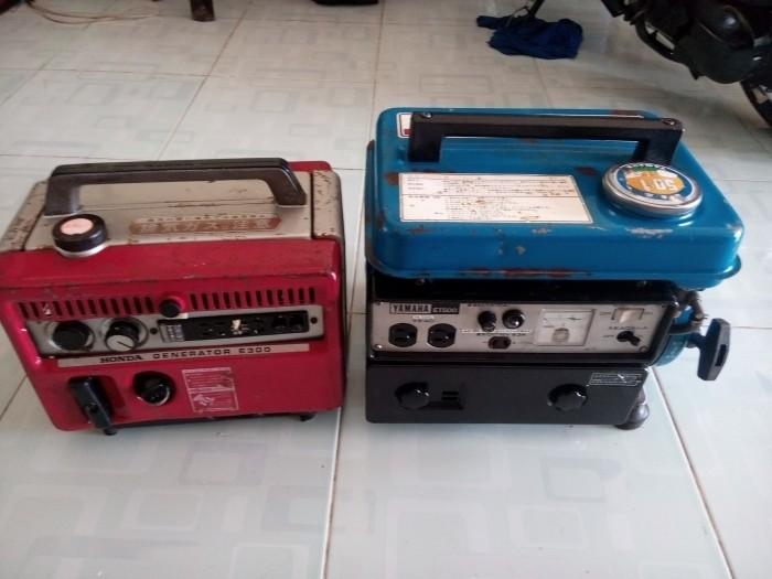 Máy phát điện mini (máy Nhật bãi)10