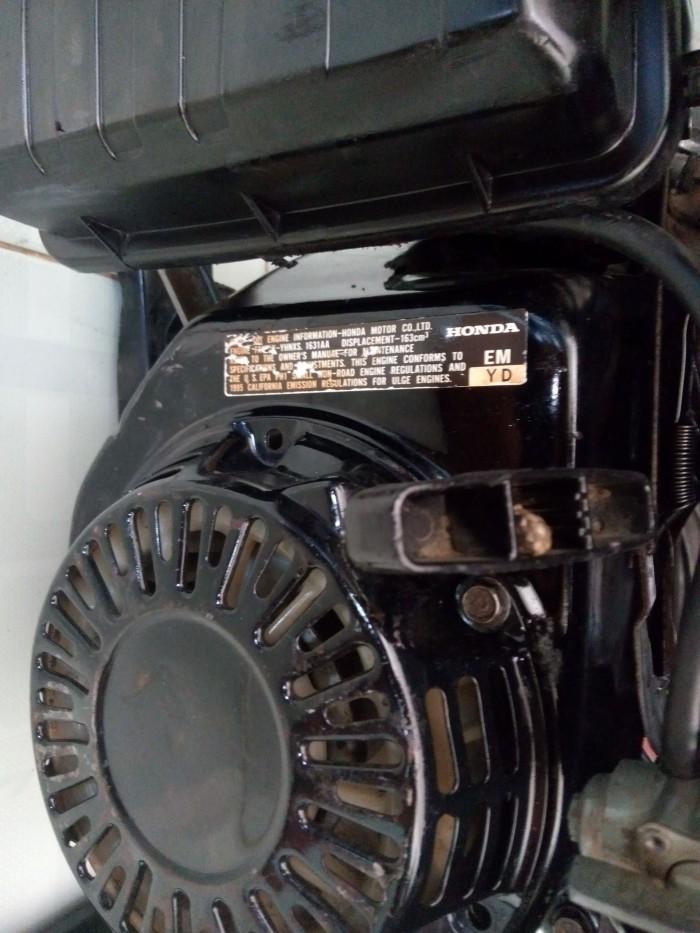 Máy phát điện mini (máy Nhật bãi)20