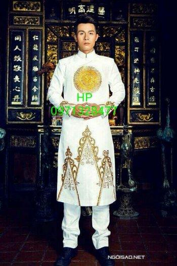 Trang phục biểu diễn hoa phượng bình phước