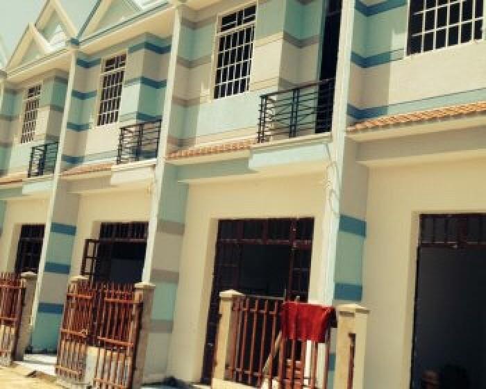 Nhà mới xây Sổ Hồng Riêng DT 4x20m