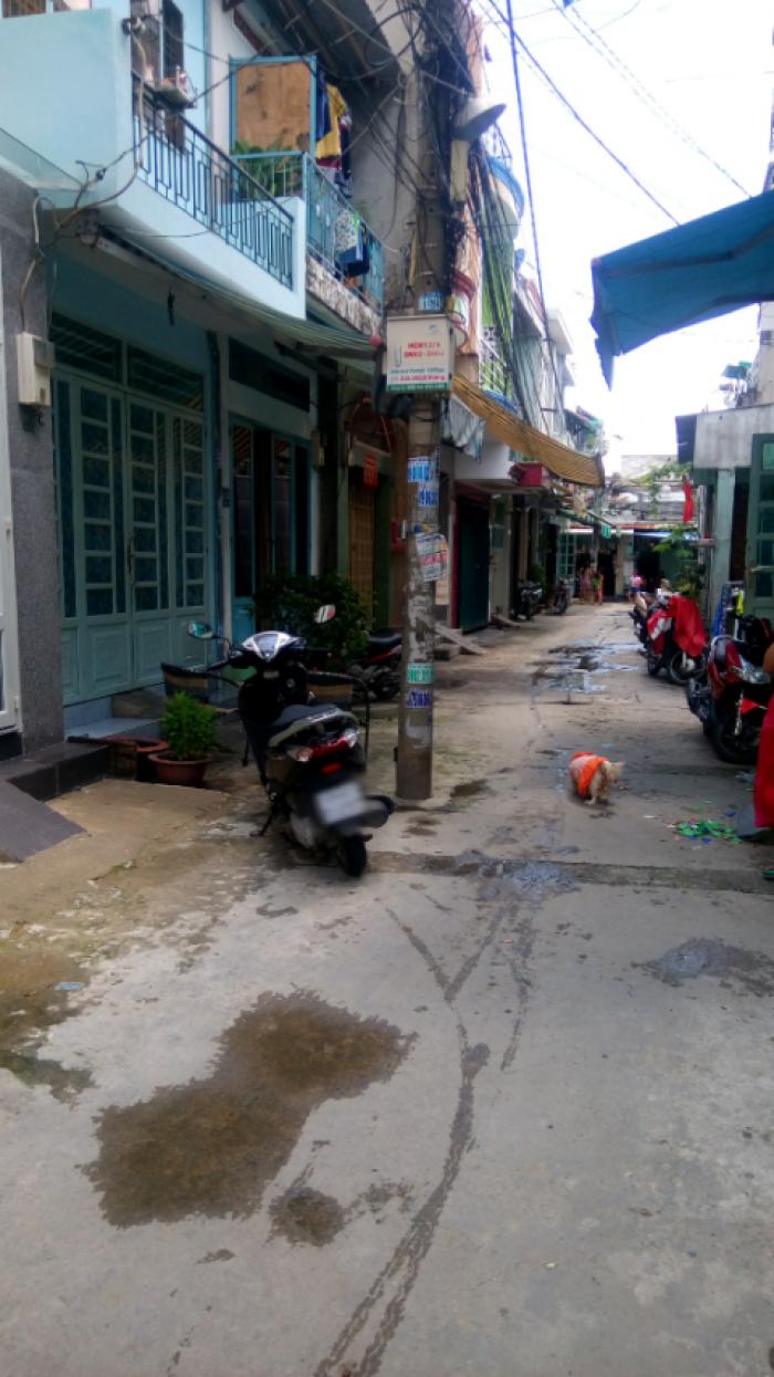 Bán gấp nhà hẻm xe hơi đường số 5, phường Bình Hưng Hoà A, Bình Tân