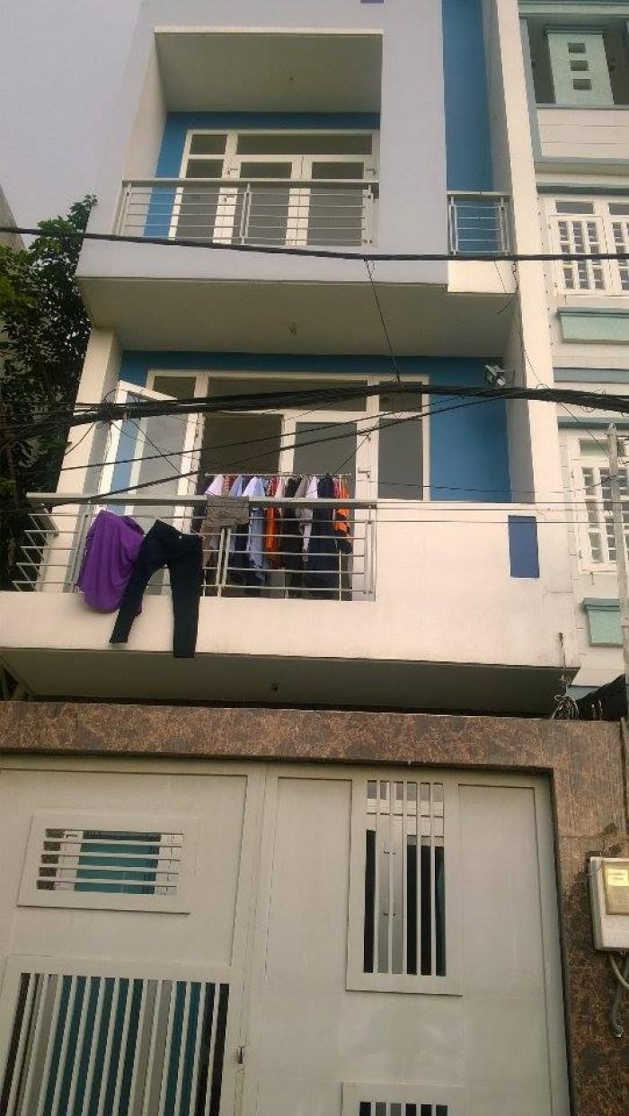 Nhà 2/ đường số 8 ( 4x11) Lê Văn Quới .SHR