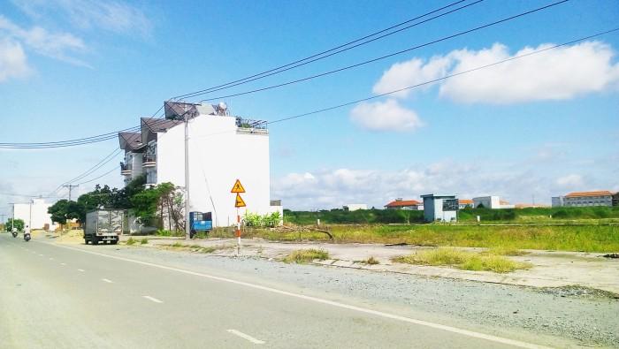 Bán 2200m2 thổ cư, giá rẻ, Quốc lộ 50, Bình Chánh