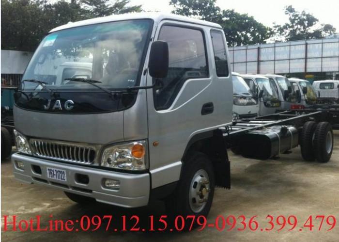 Xe tải,xe tải JAC 3.45 tấn - 5 tấn,xe tải JAC giá rẻ tại Hà Nội