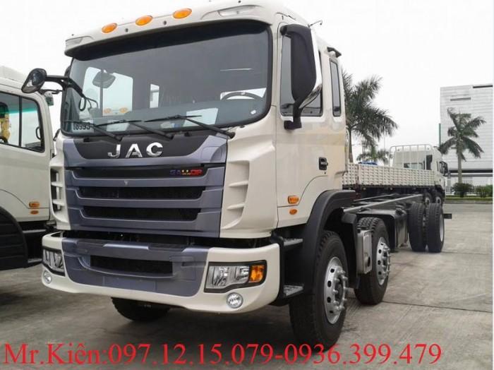Xe tải,xe tải JAC 3 chân,xe tải JAC giá rẻ tại Hà Nội