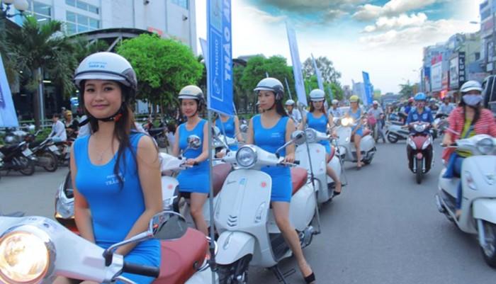 Tổ chức chạy Roadshow , Roadshow chuyên nghiệp