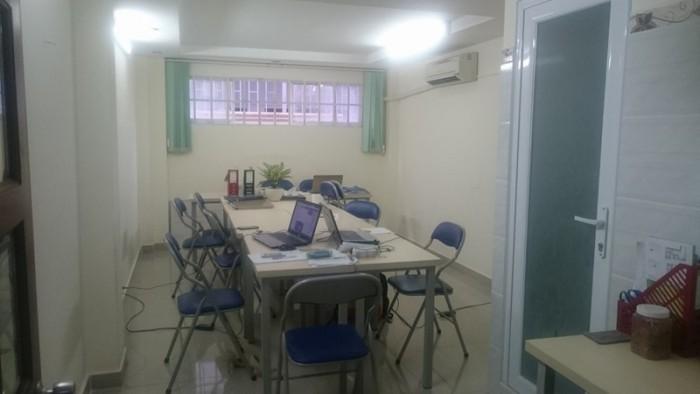 Cho thuê Văn phòng mặt tiền đường Ngô Tất Tố, Quận Bình Thạnh