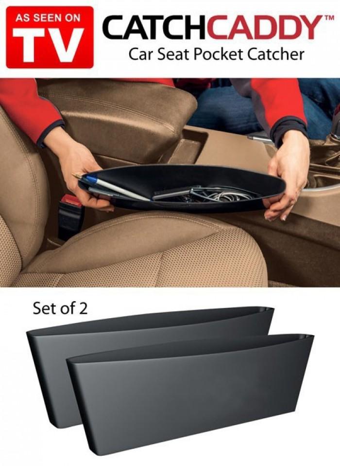 Combo 2 Hộp đựng đồ trên xe hơi Catch Caddy đẹp và chất - MSN388048 4