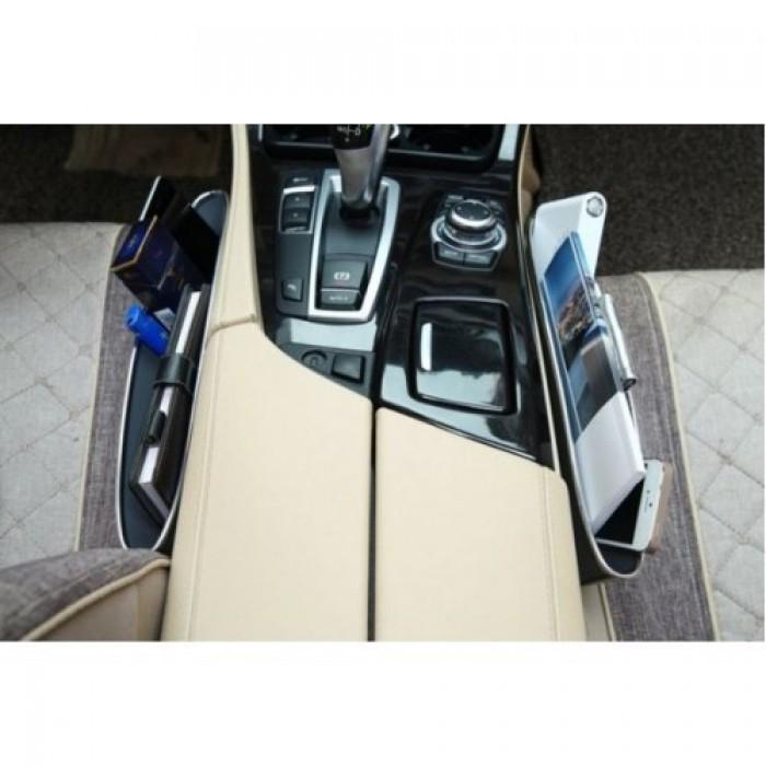 Khuyến mãi sốc! Combo 2 Hộp đựng đồ trên xe hơi Catch Caddy giá cực rẻ - MSN388048 0