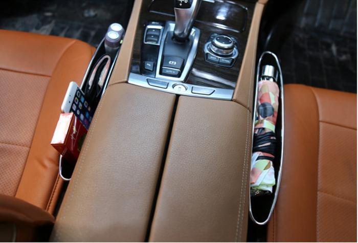 Khuyến mãi sốc! Combo 2 Hộp đựng đồ trên xe hơi Catch Caddy giá cực rẻ - MSN388048 1