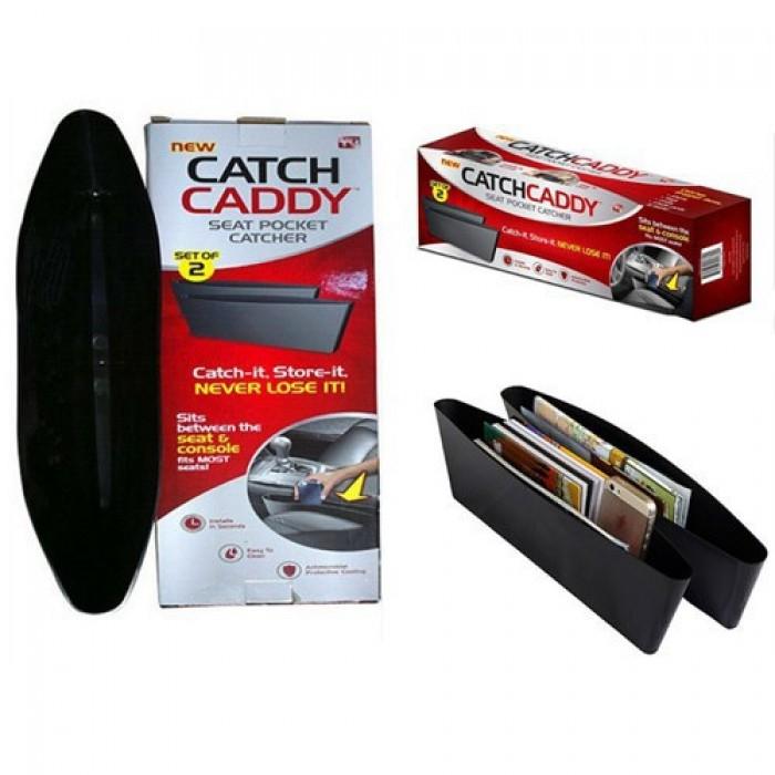 Khuyến mãi sốc! Combo 2 Hộp đựng đồ trên xe hơi Catch Caddy giá cực rẻ - MSN388048 3