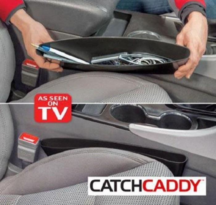 Khuyến mãi sốc! Combo 2 Hộp đựng đồ trên xe hơi Catch Caddy giá cực rẻ - MSN388048 4