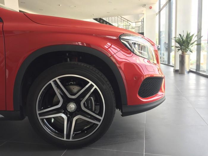 Mercedes-Benz GLA200 sản xuất năm 2016 Số tự động Động cơ Xăng
