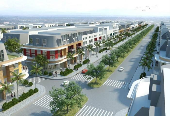 Bán đất block B1.16 khu sinh thái Hòa Xuân, mặt tiền đường Nguyễn Phước Lan