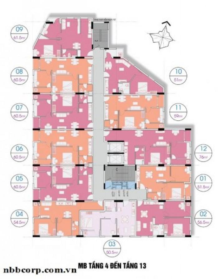 Căn hộ Khang Gia Chánh Hưng Q. 8 đang dần hoàn thiện, Giá 990 triệu/ căn 2PN - Cách Q1 5 phút