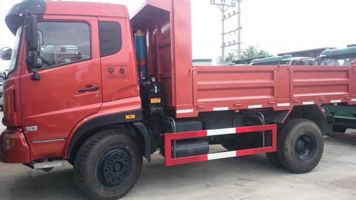 ben howo 8 tấn nhập khẩu thùng cao, 9