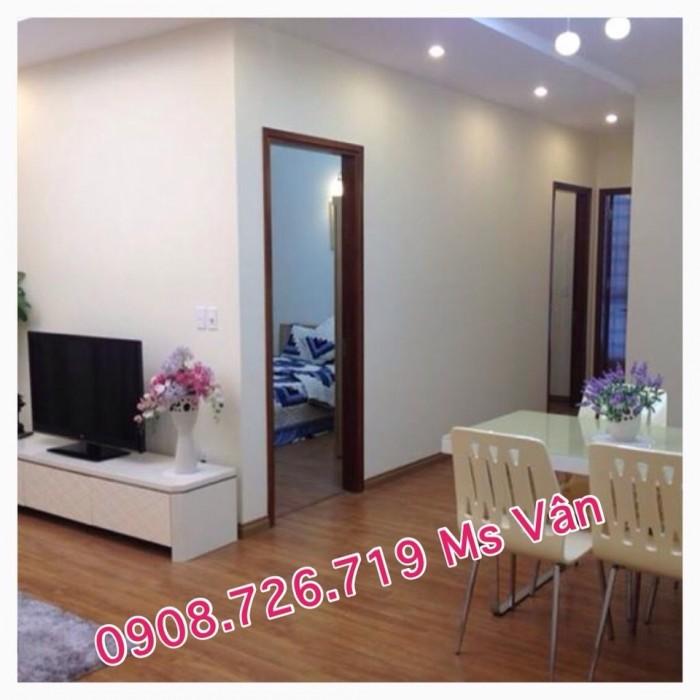 Cần bán gấp căn hộ Hai  Thành ,Dt 53m2, 2 phòng ngủ, nhà rộng thoáng mát, giá bán 820tr