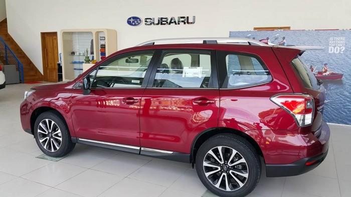Subaru Forester sản xuất năm 2016 Số tự động Động cơ Xăng