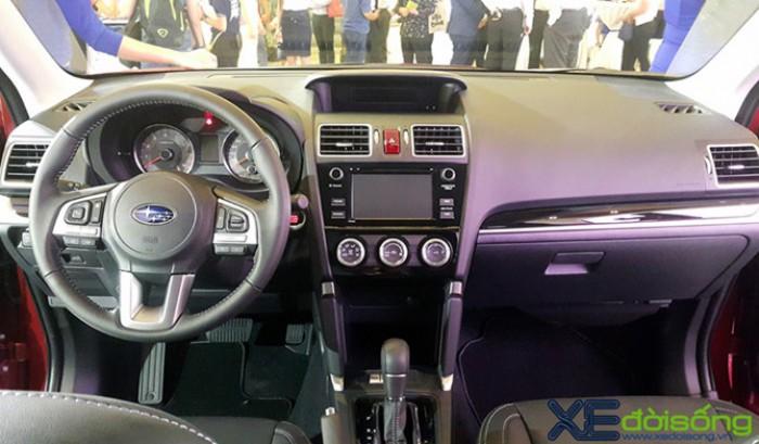 Giảm 50Tr Subaru Forester 2.0XT Turbo - Subaru Ôtô Bình Dương 2