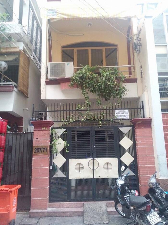 Bán Nhà 2 MT đường Ngô Quyền, P5, Q10