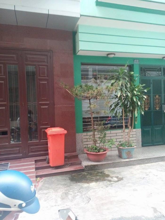 Gia đinh xuất cảnh cần bán gấp nhà hẻm đẹp Cao Thắng p12 Q10,DT:3,6x17 Giá 4.9 tỷ TL