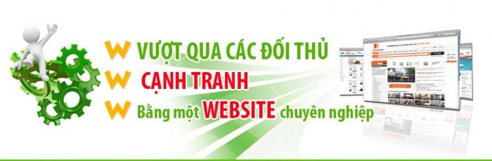 Tạo uy tín bằng Website chuẩn SEO, SEO Web TOP Google và QC Google Adwords