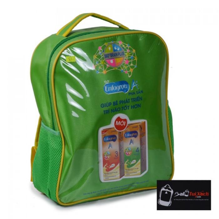 Cặp học sinh chất liệu chống ướt, in hình dành cho các bé học sinh tiểu học, mẫu giáo