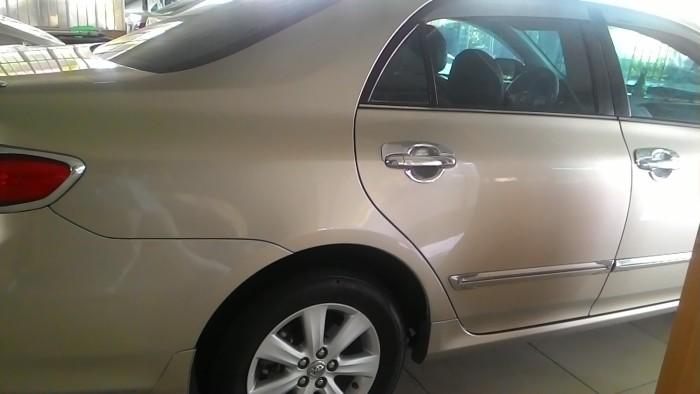 Toyota Corolla Altis sản xuất năm 2013 Số tay (số sàn) Động cơ Xăng
