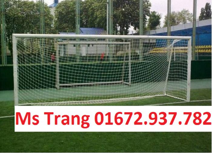 Hệ thống rào lưới sân bóng đá, lưới bao sân bóng bằng nhựa, lưới thể thao, dù