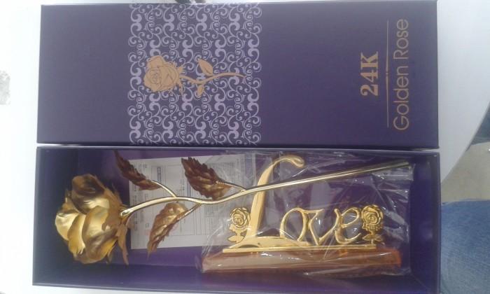 Hoa mạ vàng quà tặng ý nghĩa và độc đáo 20/102