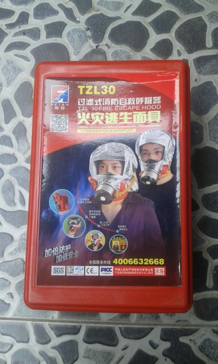 Thanh lý mặt nạ chống khói độc giá siêu sốc