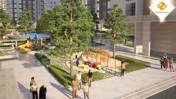 Căn Hộ Prosper Plaza Quận 12 HOT nhất quận 12 giá chỉ 868 triệu/ 2PN , 2WC .