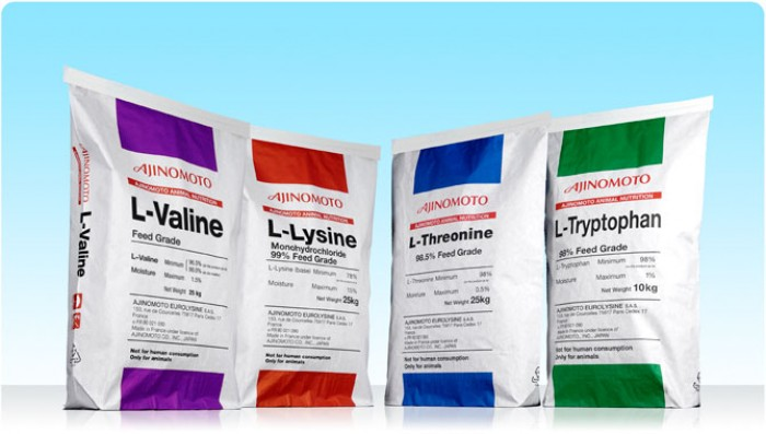 L-LYSINE, chất xung Aicd Amin L – Lysine cho gia súc, chất sản xuất thức ăn chăn nuôi mới 100%
