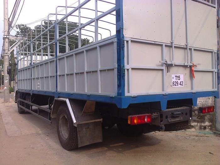 Bán xe tải B170 (4x2) tải trọng 8,75 tấn, có thùng 2