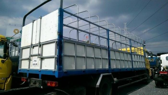 Bán xe tải B170 (4x2) tải trọng 8,75 tấn, có thùng 3