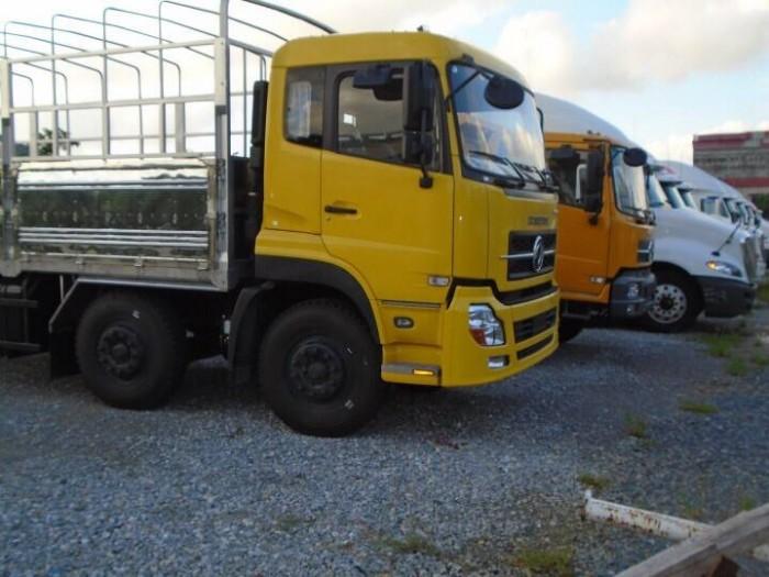 Bán xe tải B170 (4x2) tải trọng 8,75 tấn, có thùng 4