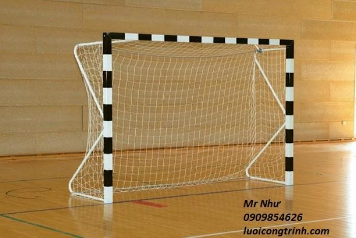 Lưới khung thành bóng đá mini