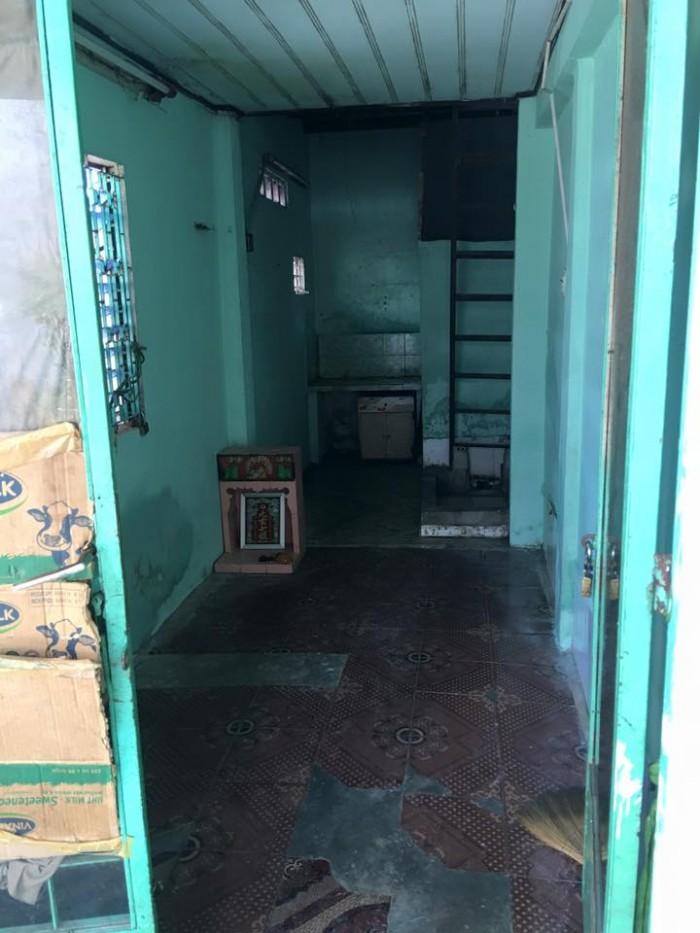 Nhà bán 14m2 Gò Dầu, P Tân Quý, Q Tân Phú 630tr
