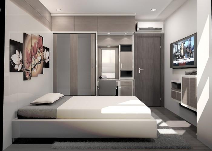 Bán căn hộ Summer Square 64m2 2PN trung tâm quận 6 giá tốt
