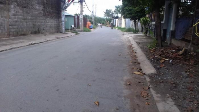 Bán đất đường số 10 - HIỆP BÌNH PHƯỚC giá 22tr/m2 DT 55m2