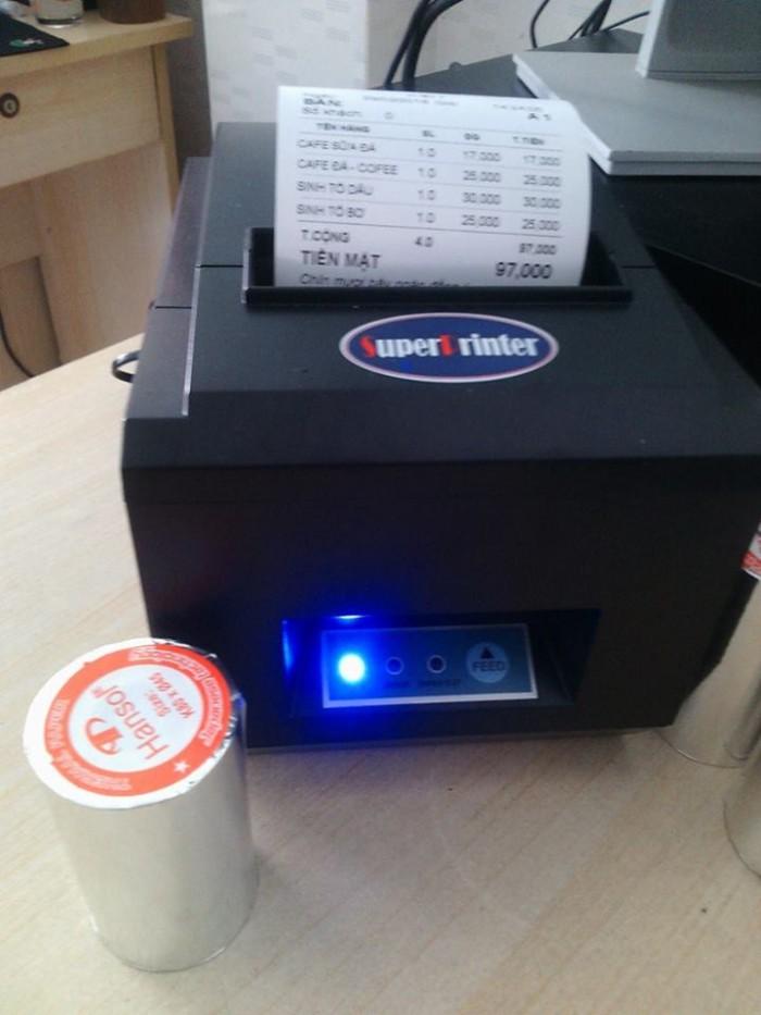 Máy in hóa đơn, in bếp giá chỉ 2.500.000 VNĐ0