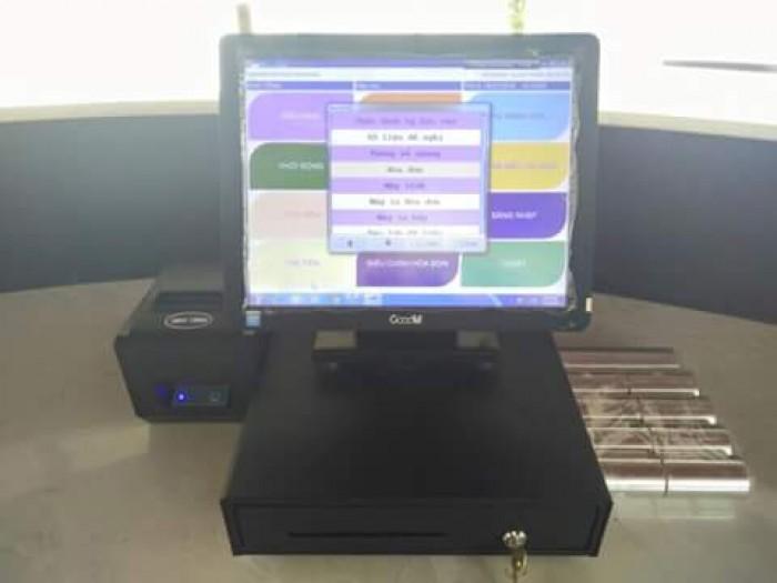 Máy tính tiền cảm ứng trọn bộ giá chỉ 17.000.000 VNĐ0