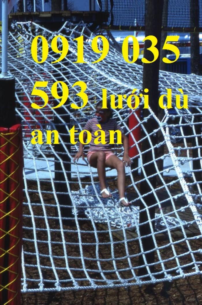 Lưới an toàn, lưới chống rơi cho công trình trên cao0