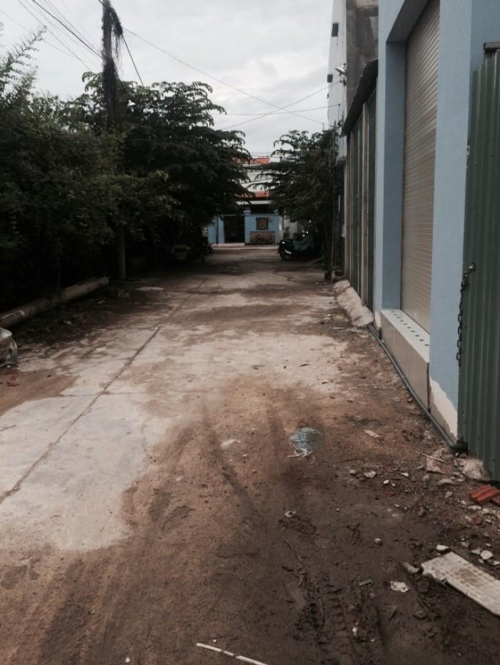 Cần bán nền đất thổ cư  80m2  đường số 2 ,hiệp Bình Phước ,TĐức
