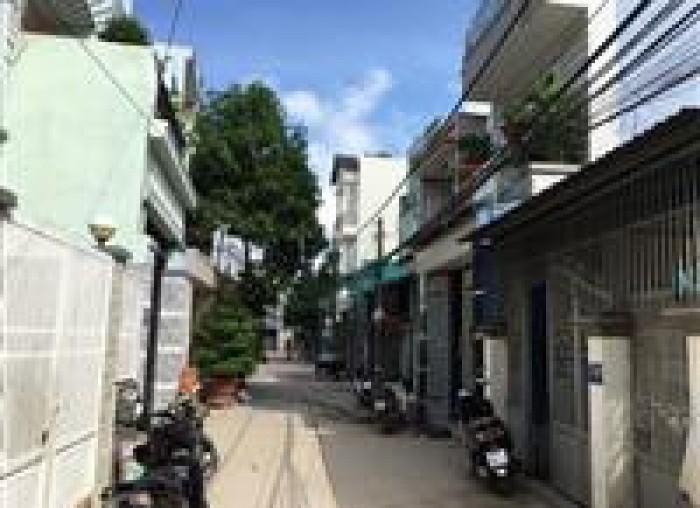 Nhà B301 Tô Ký, Phường Đông Hưng Thuận, Quận 12, 3x22m, Cấp 4, 2PN, Đông Nam, Hẻm 2,5mThông